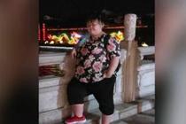 90斤女孩猛长到392斤