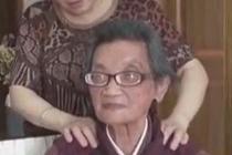 96岁老太坚持慈善捐款三十年