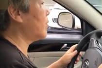 69岁老人考驾照成功 每科都一把过