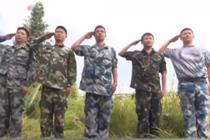 海陆空齐了 全家5兄弟全部应征入伍