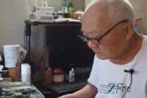 乐善好施 88岁老人坚持十年帮助别人