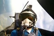 空军航空兵低空山谷飞行 演练新战法