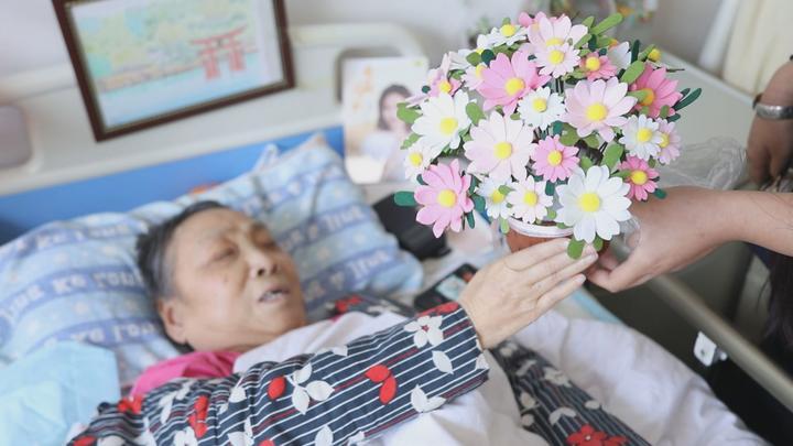 【中国新视野】临终关怀也需关怀:有质量走好人生最后一程