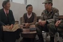 藏族同胞36年坚持为边防战士送菜