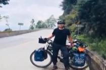 小伙399天骑行1.8万公里
