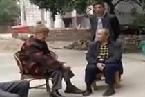 107岁老人谈长寿:好心态换来好身体