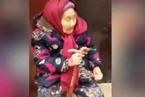 107岁妈给84岁女儿捎糖吃