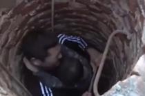 男子只身救起6岁儿童