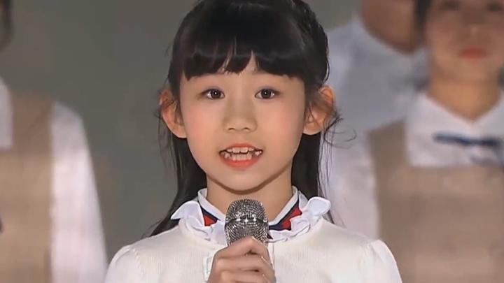 《七子之歌》廿年再唱响 澳门女孩龙紫岚清音感人
