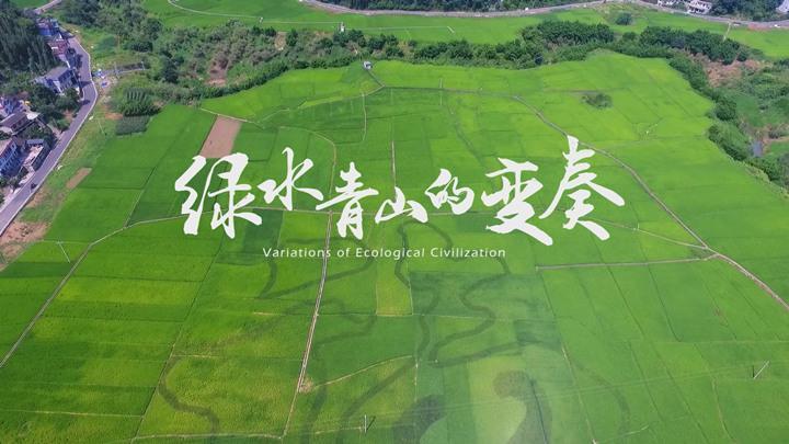 """【中国新视野】地理国情监测探""""家底""""见证绿水青山就是金山银山"""