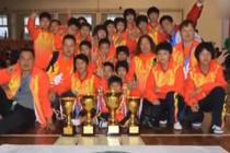 乡村教师自制跳绳带出30多名世界冠军