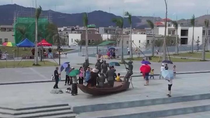 广东汕尾依托红色资源 推动老区乡村振兴