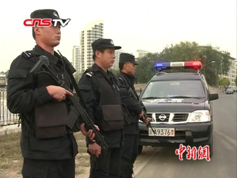 中新网-视频-习近平向张万年郭伯雄徐才厚等老
