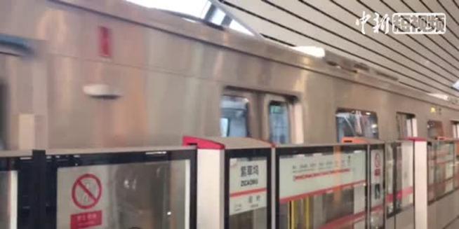 列车全自动运行 燕房线试乘体验是这感觉