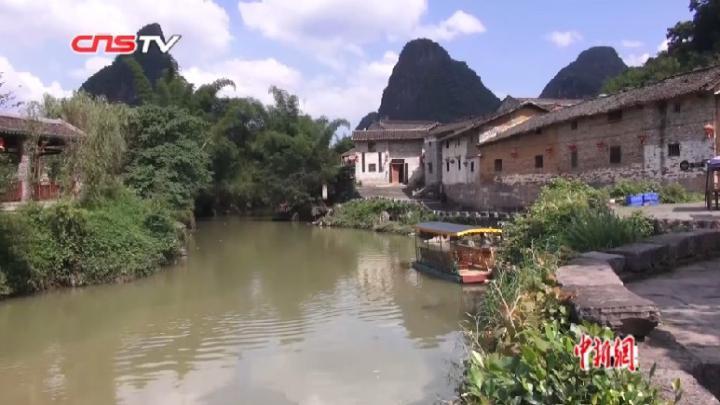 """探访广西""""梦境家园""""黄姚古镇:隐藏深山的千年秘境"""