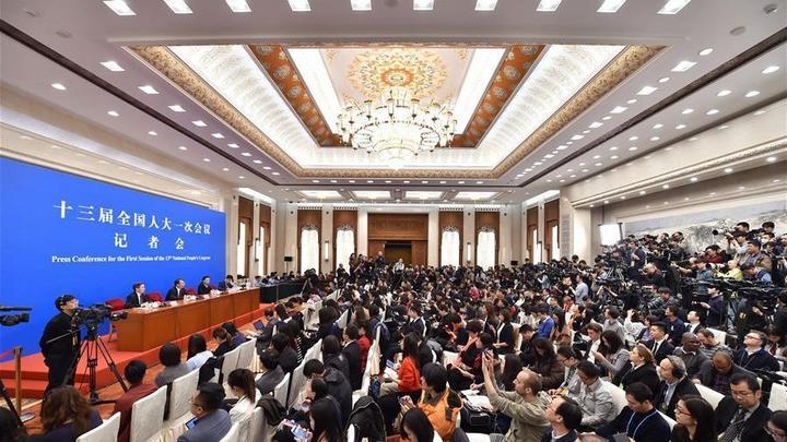 宪法修正案专题记者会