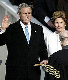 布什总统就职典礼