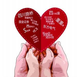 重庆旅游景点手抄报