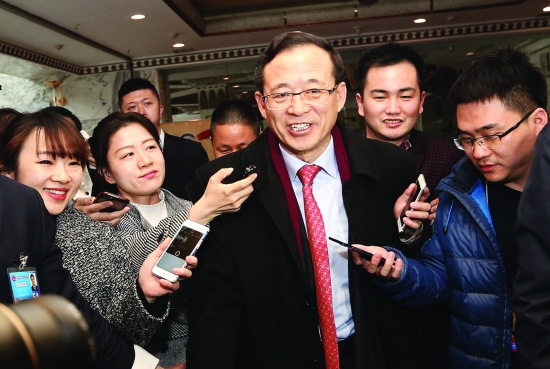 刘士余:保护广大股民合法权益坚定对资本市场发展信心