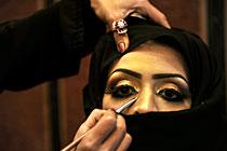 美女 南通/沙特美女彰显别样美丽