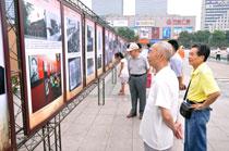 大型图片展在南昌开展