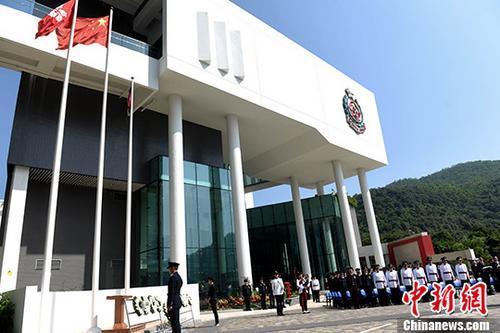 香港消防处首设纪念日悼念殉职消防员