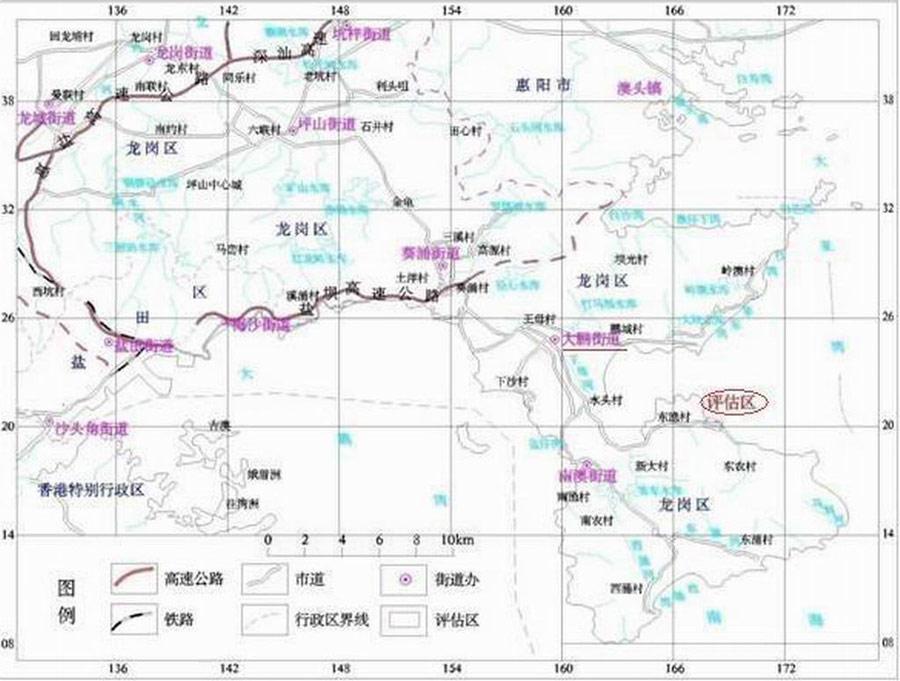 海上运动基地效果图--龙岗南奥地图