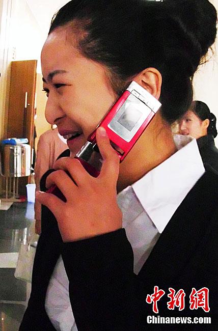 北京中华女子学院举行空乘人员招聘会图片