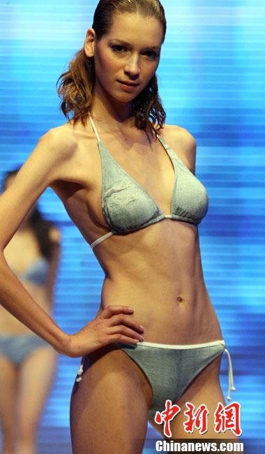 2011年7月11日,首届中国(葫芦岛·兴城)国际泳装文化节启动新闻发布会