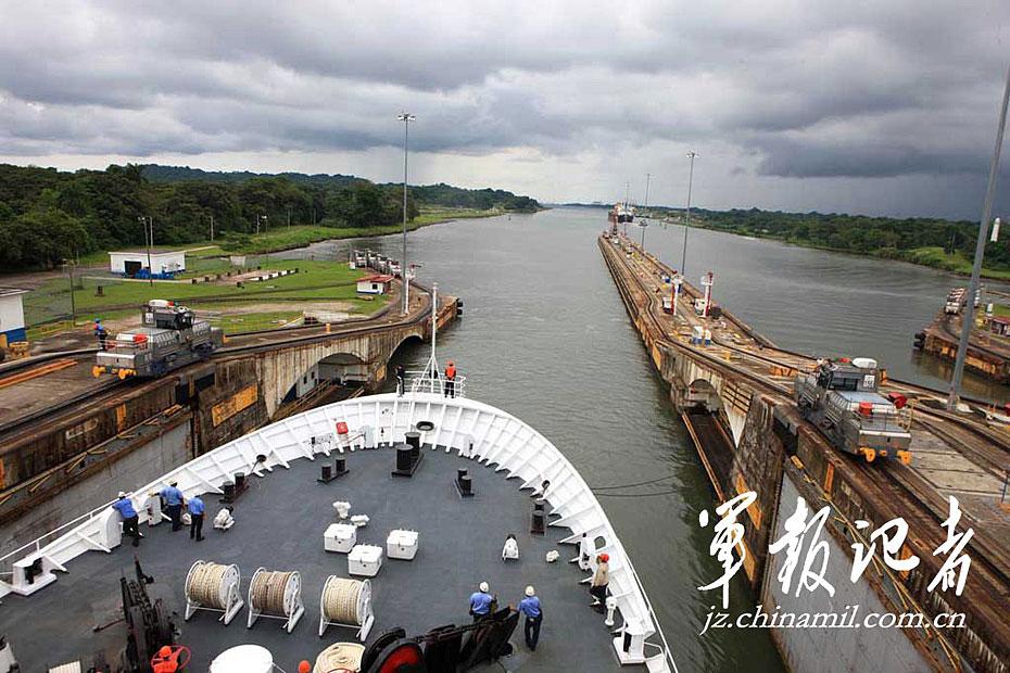 巴拿马运河-中新网