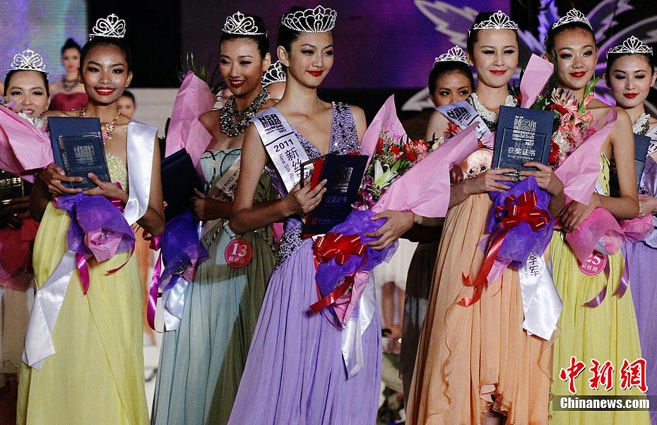 第19届新丝路中国模特大赛总决赛在三亚落幕