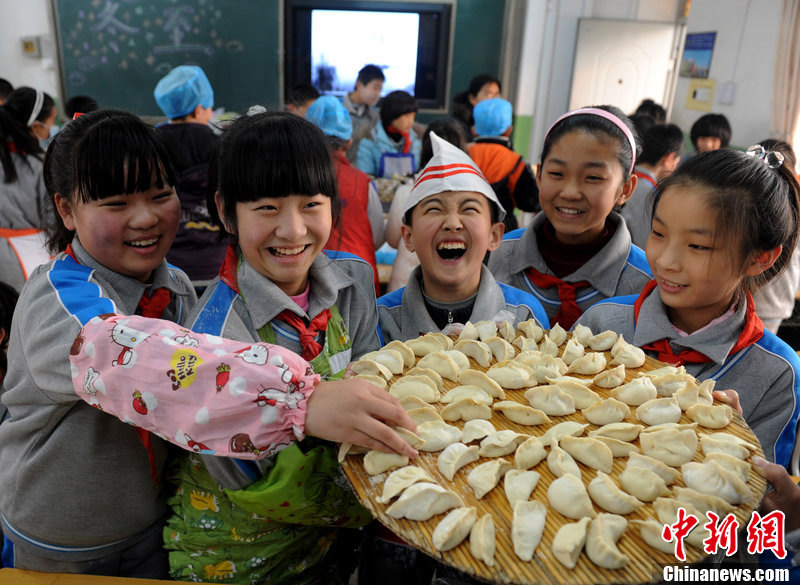 冬至大如年——中国各地传统习俗过冬至