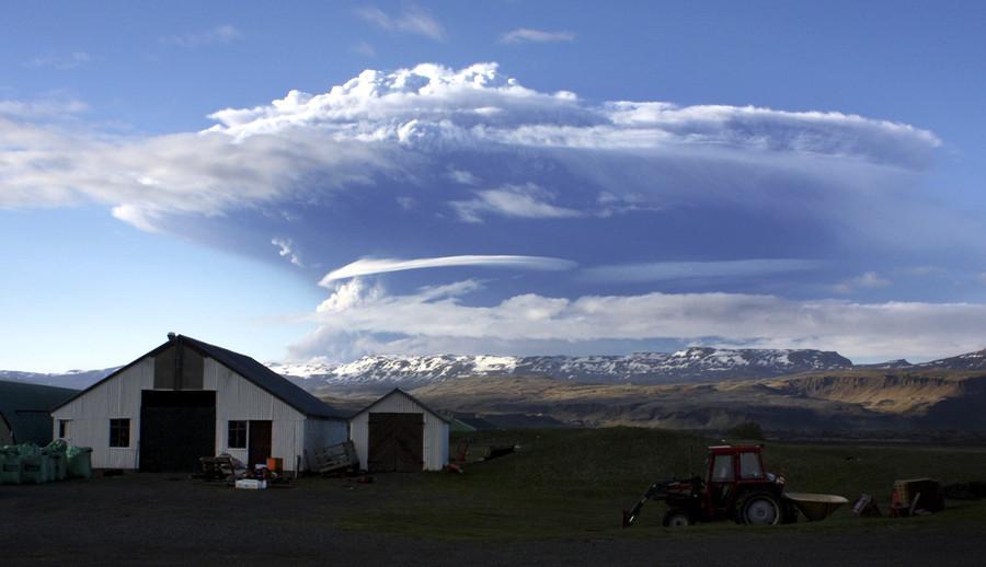 2011年度 火山喷发 摄影佳境 难得美图 - 高山松 - gaoshansong.good 的博客