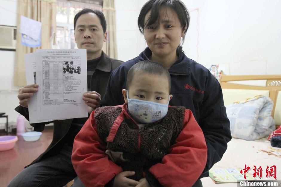 重病孩子家长抱团求医 合租房屋共抗压力 中新