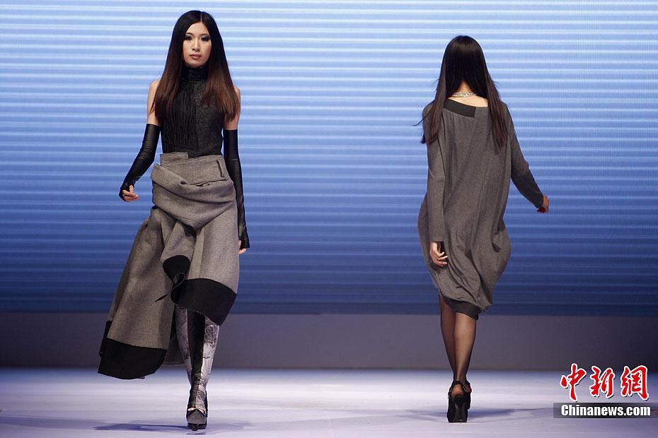 2012中国(青岛)国际时装周开幕