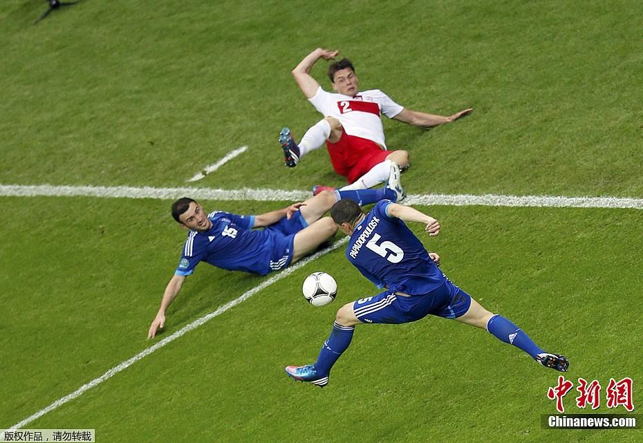 欧洲女人逼的种类_2012欧洲杯揭幕战希腊逼平波兰