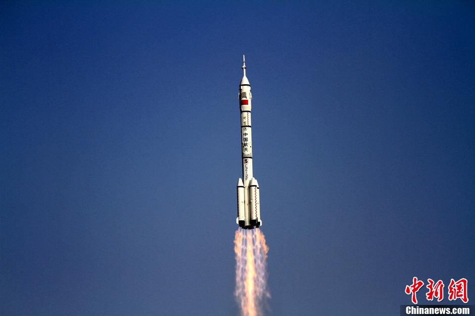 神州 火箭简笔画