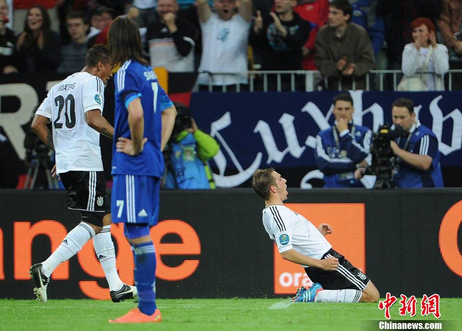 欧洲杯:战车全面爆发 德国4-2希腊进四强