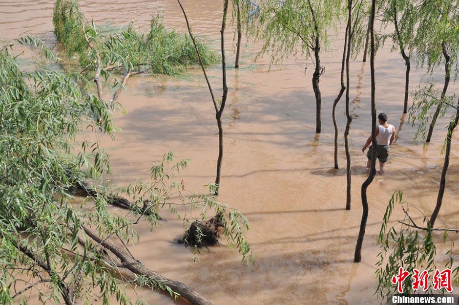 兰州/黄河兰州段水位升高沿线旅游项目暂停经营