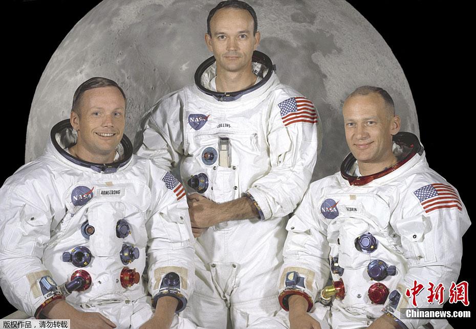 首位登月宇航员阿姆斯特朗逝世 享年82岁