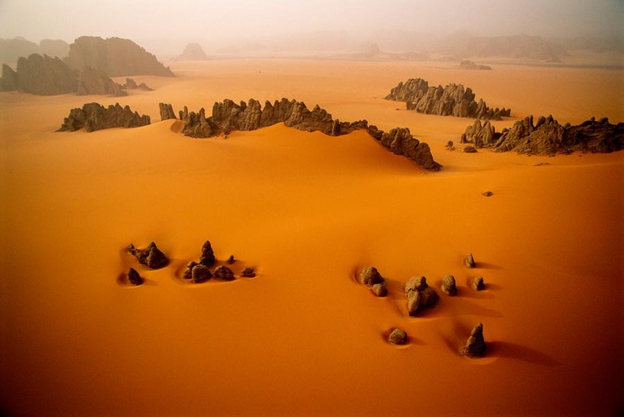 世界上最恶劣的沙漠