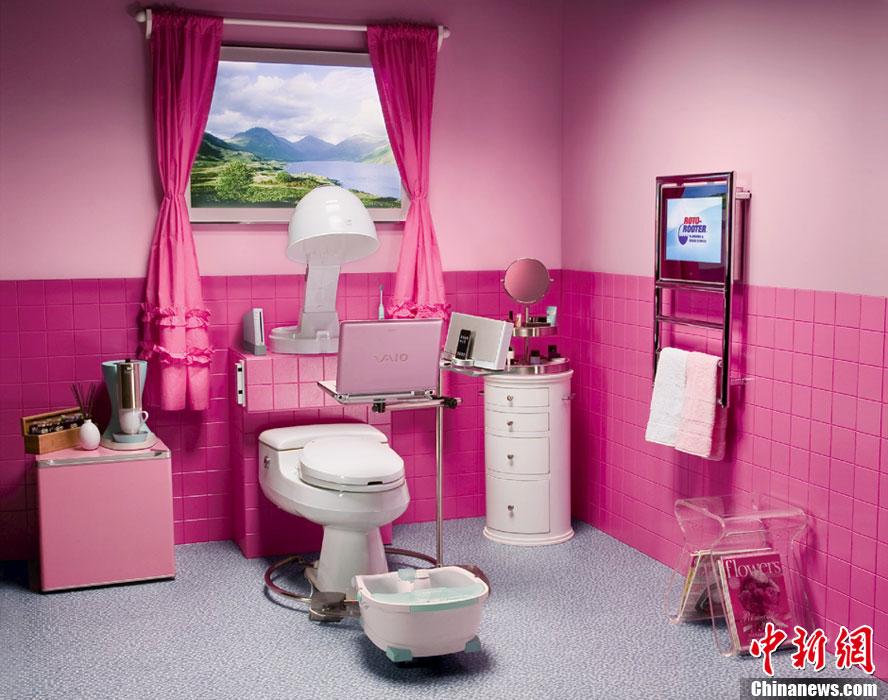 """世界厕所日:盘点全球创意无限的""""方便""""之处"""