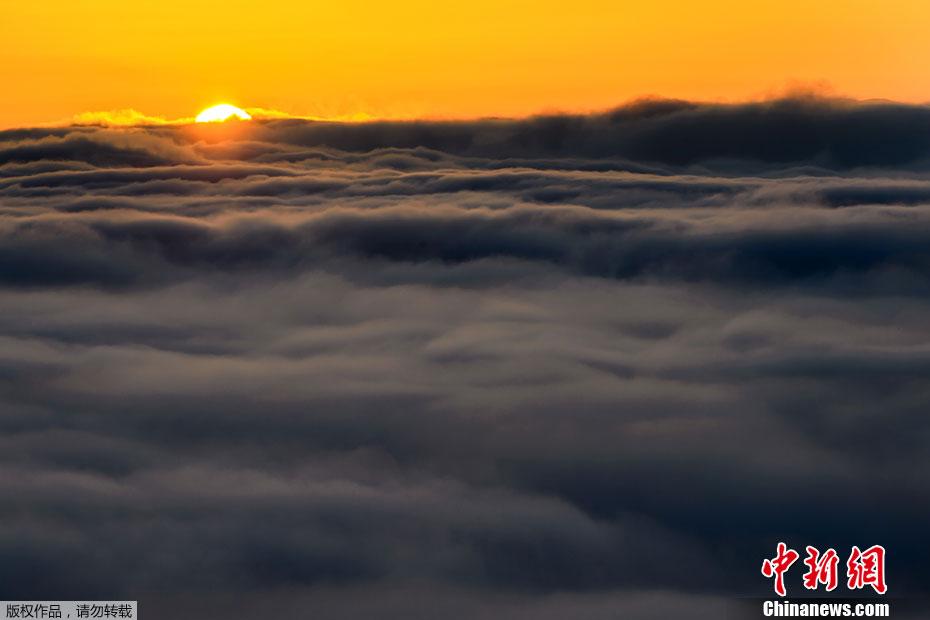 新闻中心 图片频道> 高清图  全屏观看      近日,瑞士日内瓦湖雾气