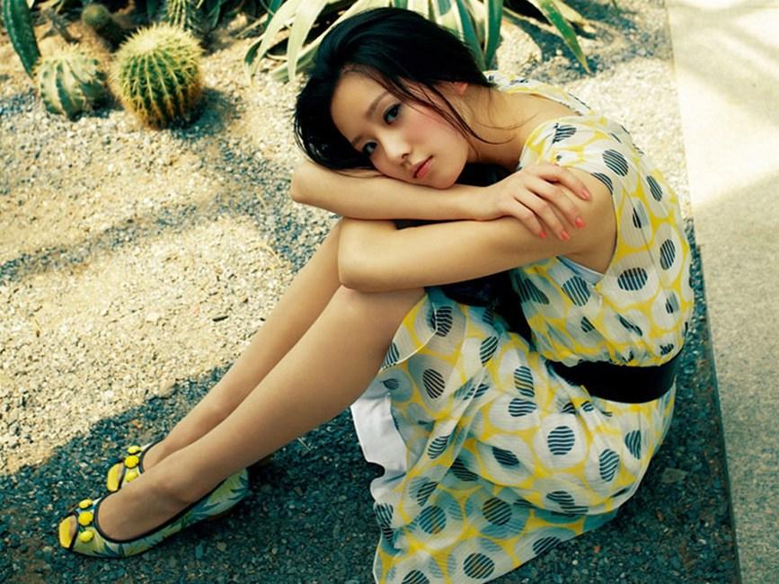 最养眼的少数民族女星——刘诗诗
