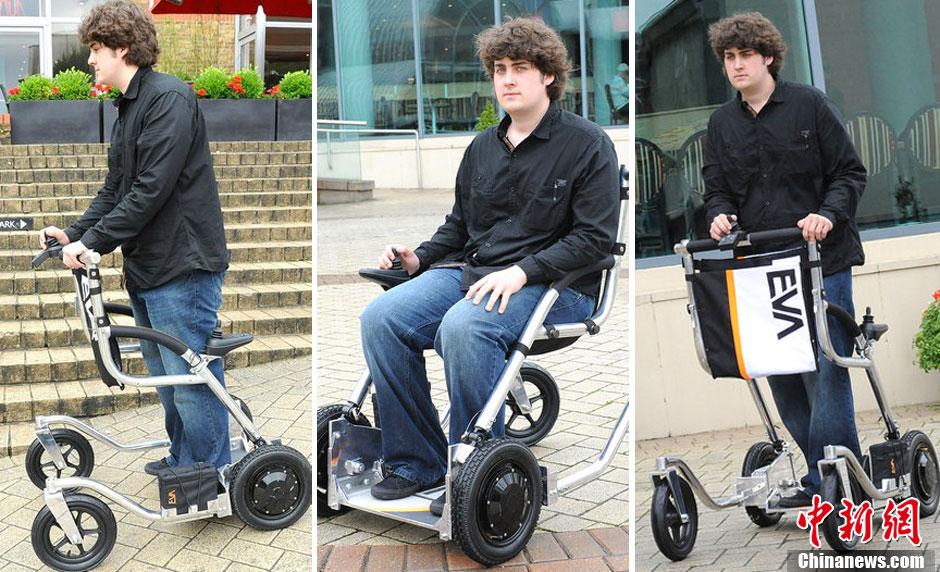 图说2012之最牛的发明——多功能车