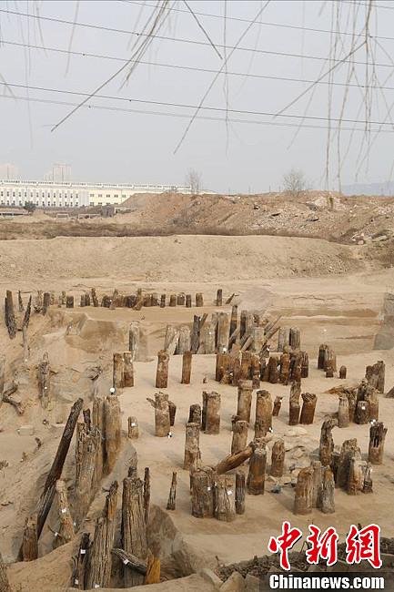 [组图] 水浸万年松 从渭桥遗址到浉河旧桥(40P) - 路人@行者 - 路人@行者