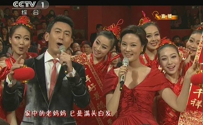 2013央视蛇年春节联欢晚会开幕