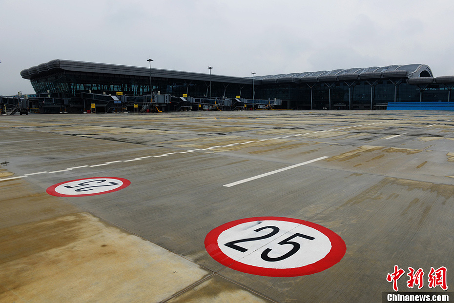 贵阳机场二号航站楼竣工 步入中国西部航空枢纽行列