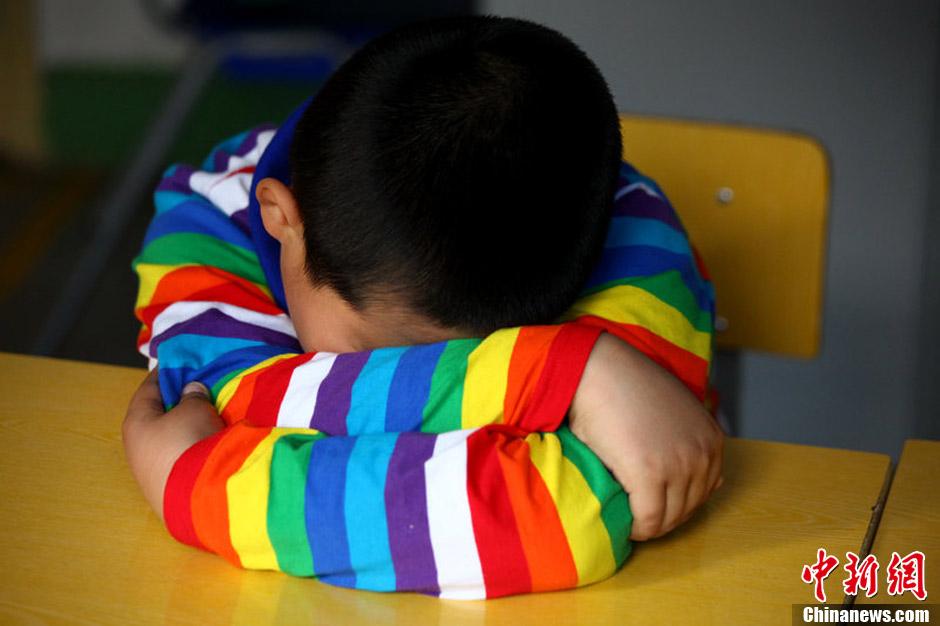 世界自闭症日 走近星星的孩子 中新网