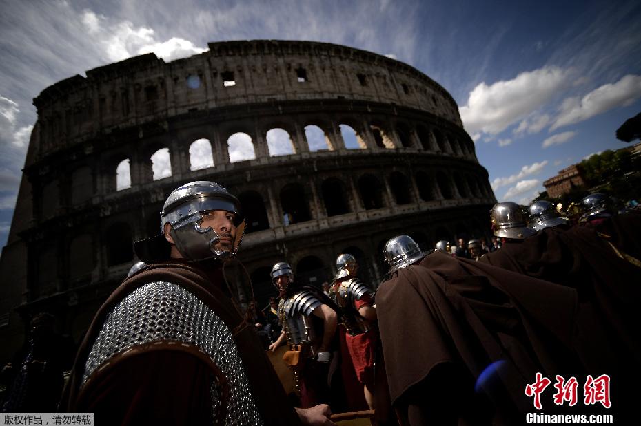 罗马城人口_台媒 罗马城的街头艺人 是城市观光形象破坏者
